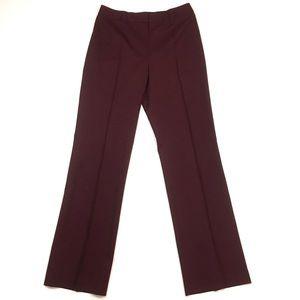 Lafayette 148 menswear pant wool blend trouser